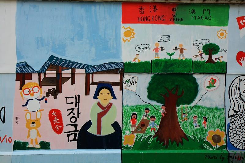 台西‧漫步彩色漁村 (55)