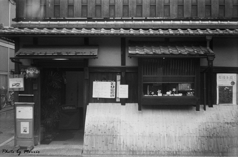 京都黑白照 (6)