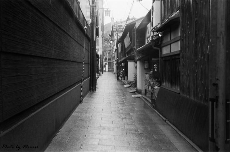 京都黑白照