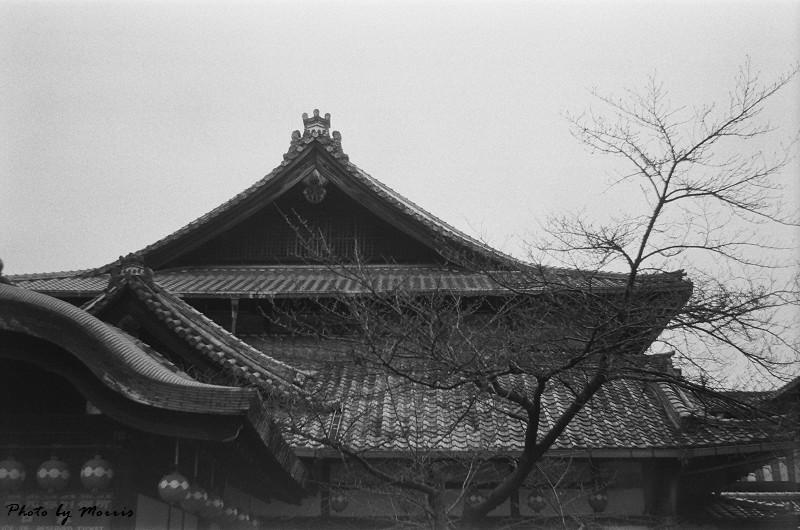 京都黑白照 (8)