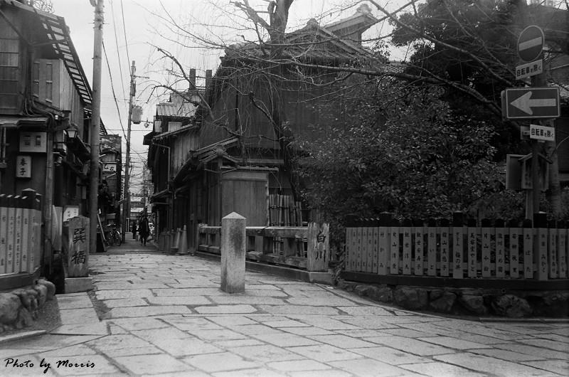京都黑白照 (21)