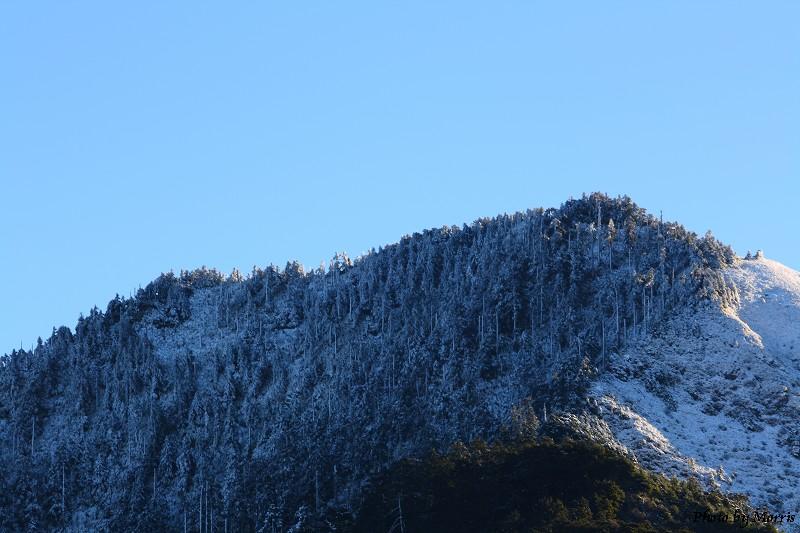 合歡山冬雪前奏曲 (02)