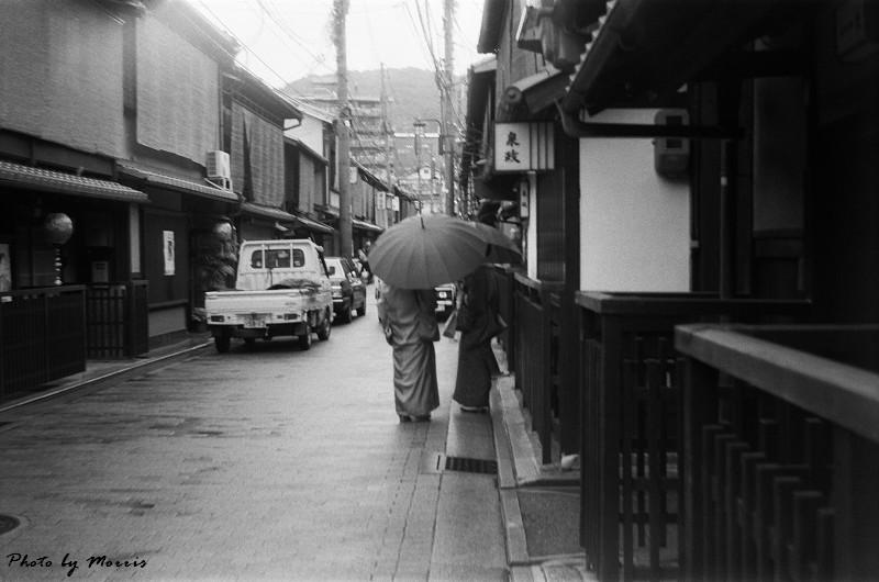京都黑白照 (4)
