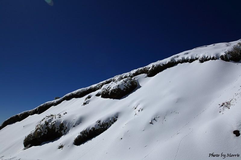合歡山冬雪前奏曲 (92)