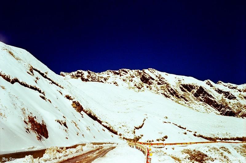 合歡山冬雪 (9)