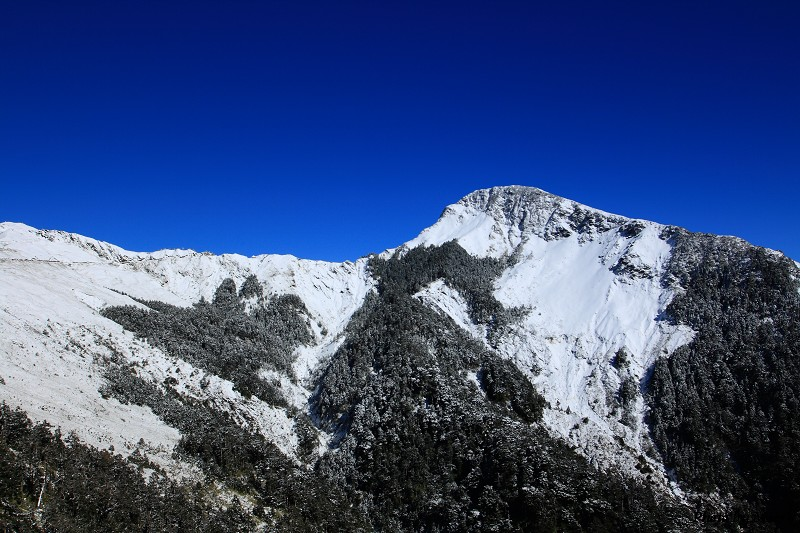 合歡山冬雪前奏曲 (24)