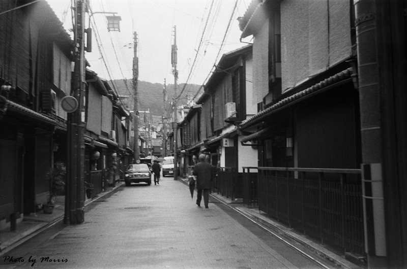 京都黑白照 (5)