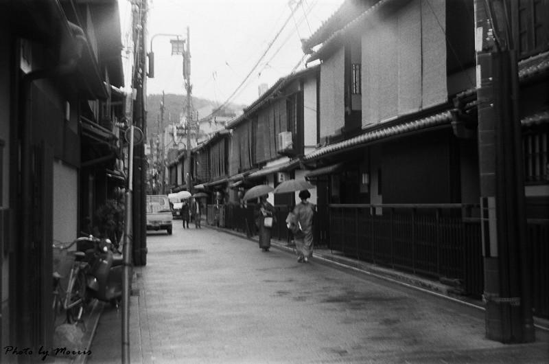 京都黑白照 (3)