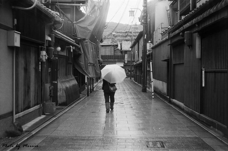 京都黑白照 (2)