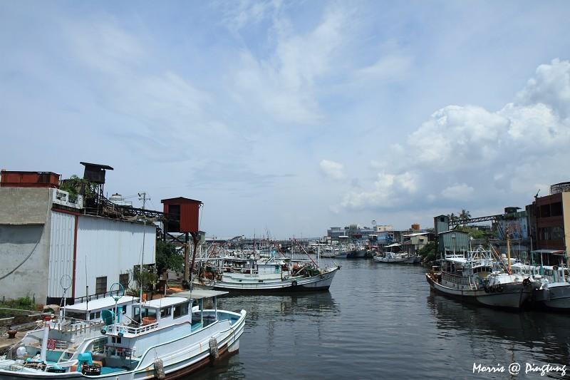 漫遊東港漁港&漁市 (2)