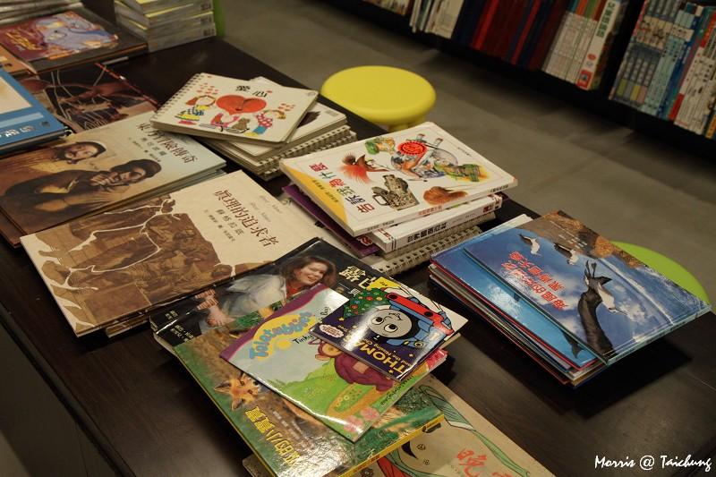 茉莉二手書店台中店 (30)