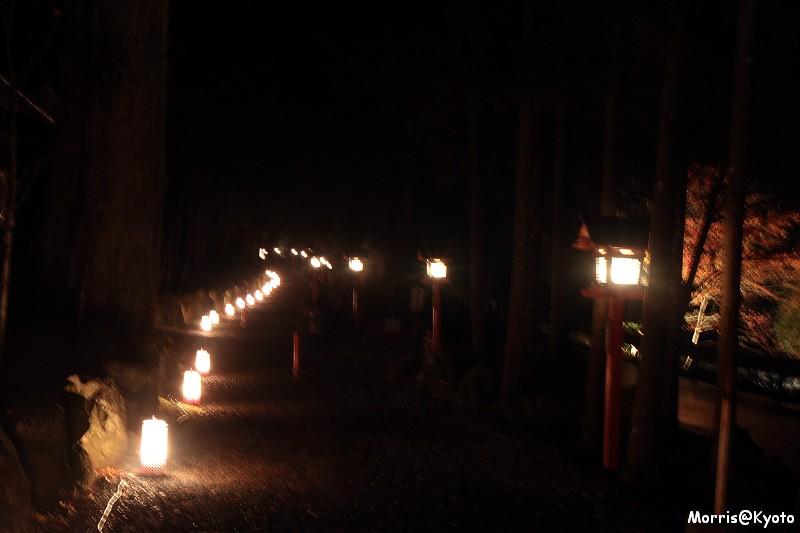 貴船燈籠祭 (3)