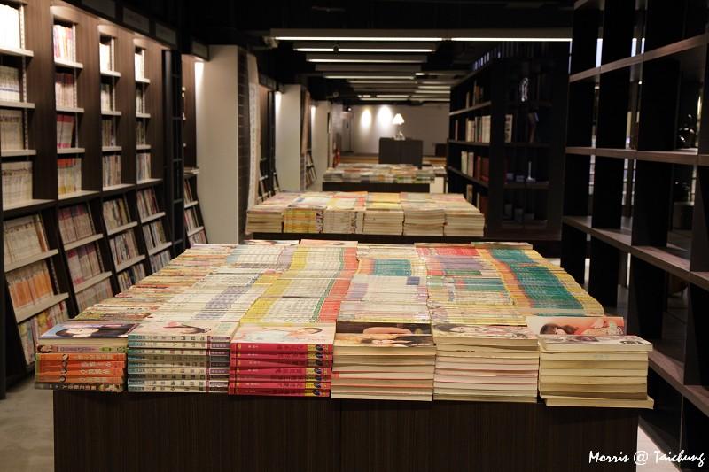 茉莉二手書店台中店 (23)
