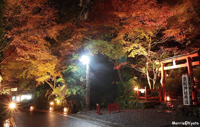貴船燈籠祭 (8)