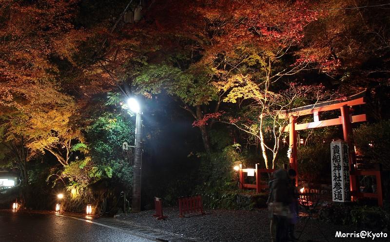 貴船燈籠祭 (9)