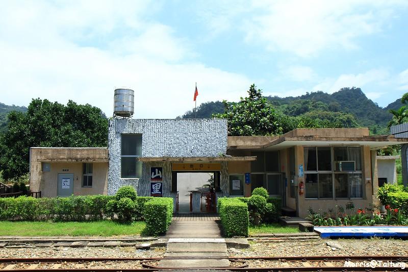 山里車站 教堂 (4)