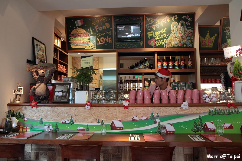 貳樓餐館公館店 (5)