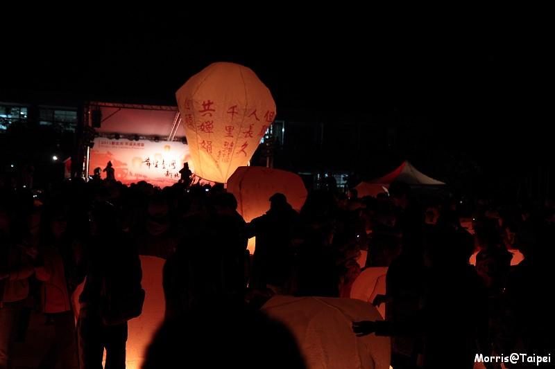 2011平溪天燈節 (19)