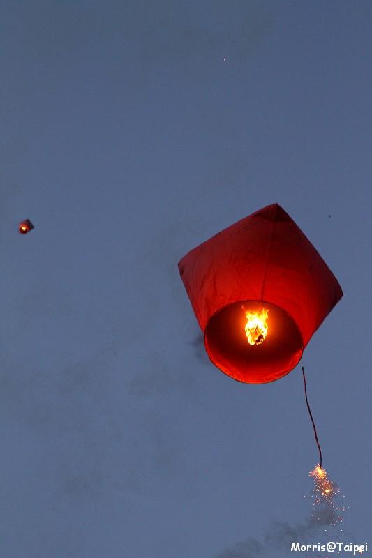 2011平溪天燈節 (2)