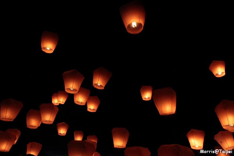 2011平溪天燈節 (9)