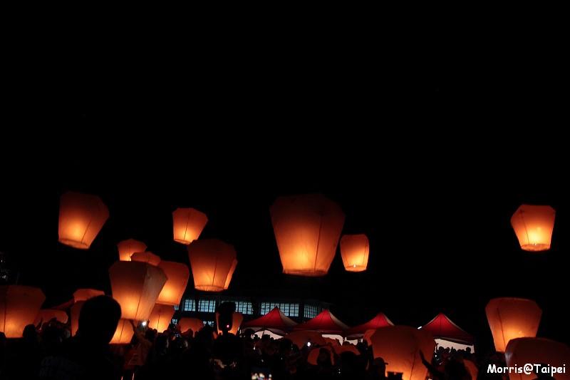 2011平溪天燈節 (7)