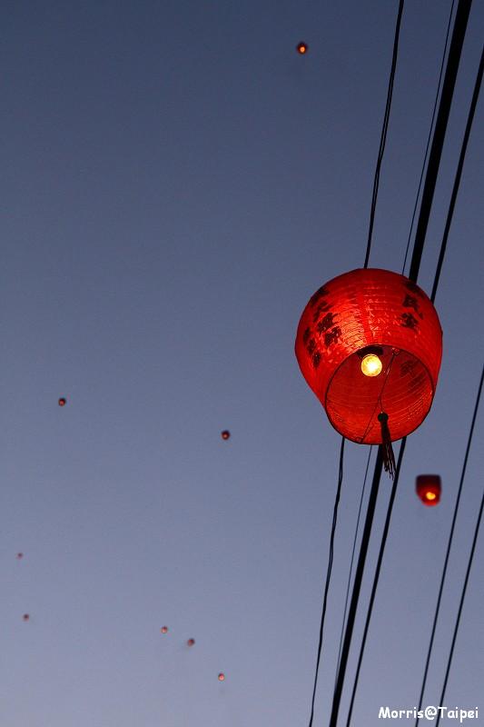 2011平溪天燈節 (3)