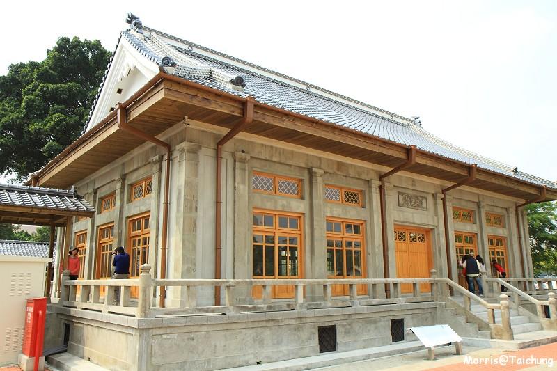 台中刑務所演武場 (1)