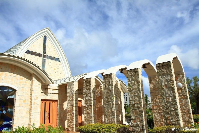 關島教堂 (16)