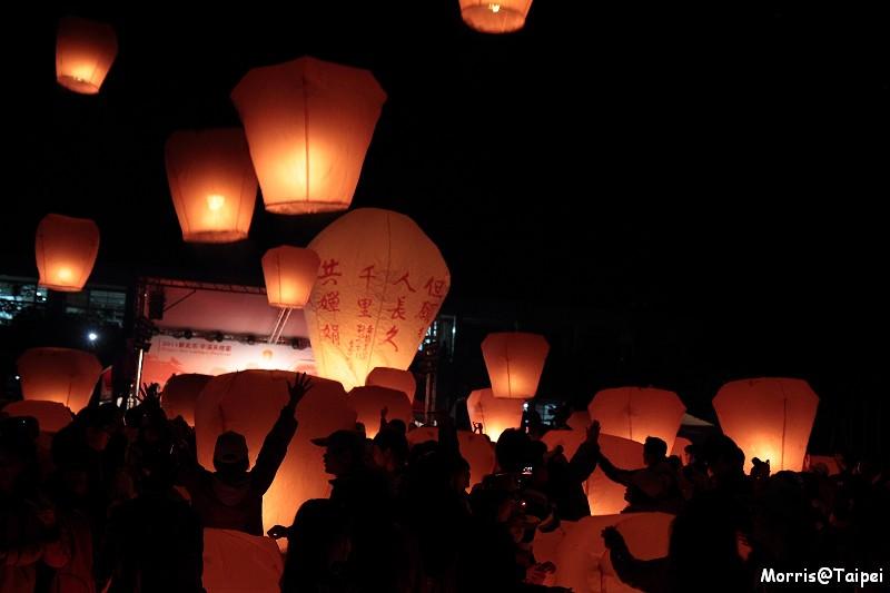 2011平溪天燈節 (20)