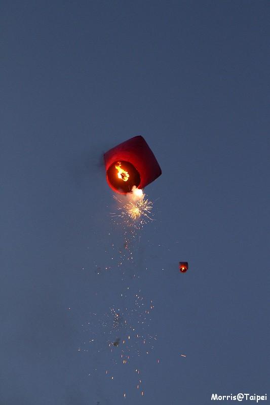 2011平溪天燈節 (1)