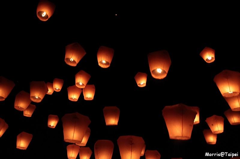 2011平溪天燈節 (10)