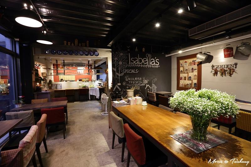 【台中】中興一巷綠光計畫。Isabella's Cafe | 攝影‧旅行 ...